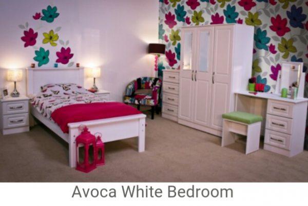 Avoca White Range